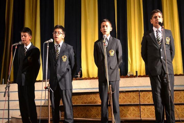 St Augustines School-Singing
