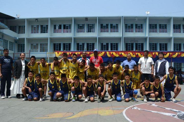 St Augustines School-Sports