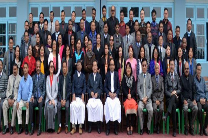 St Augustines School-Staff