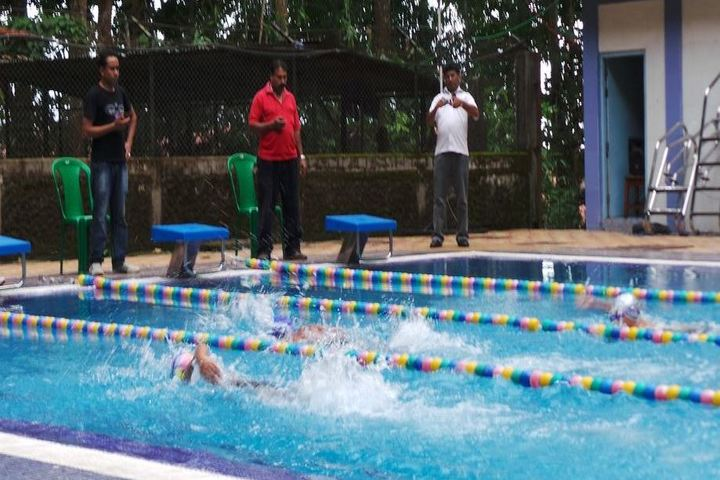St Augustines School-Swimming Pool