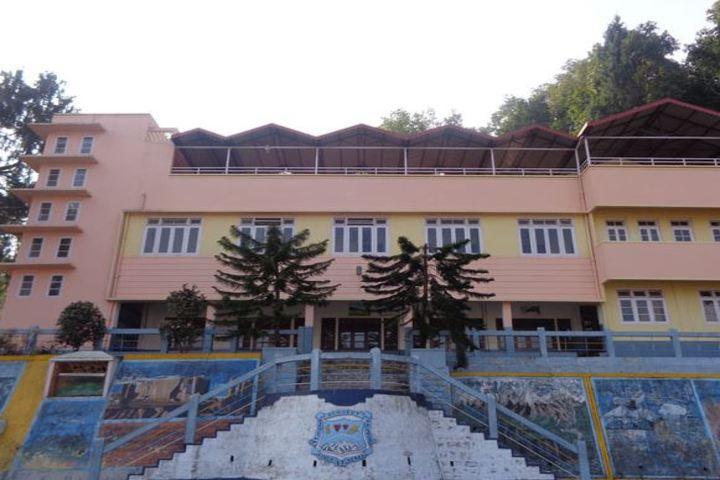 St JosephS Convent-Building