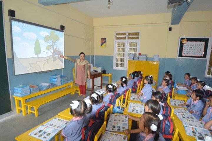 St JosephS Convent-Classroom