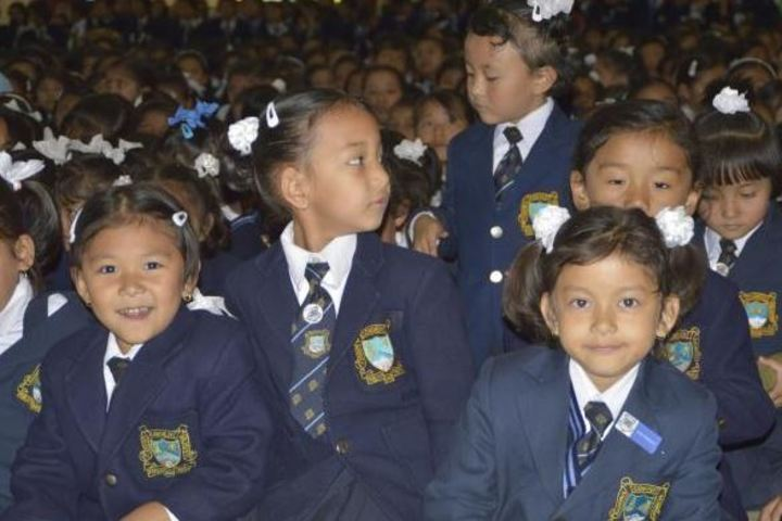 St JosephS Convent-Kids