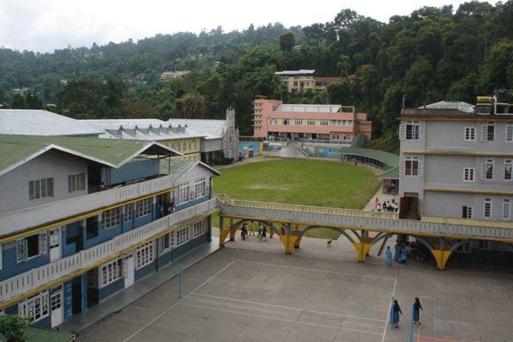 St JosephS Convent-Play Ground