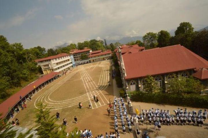 St JosephS Convent-School Over View