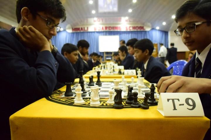 Himali Boarding School-Chess