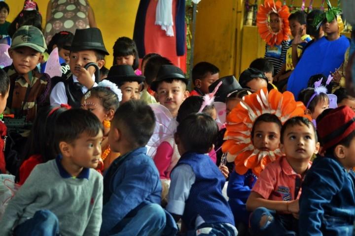 Himali Boarding School-Fancy Dress