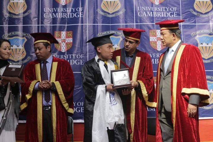 Himali Boarding School-Graduation Day