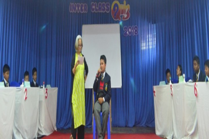 Himali Boarding School-Inter Class Quiz