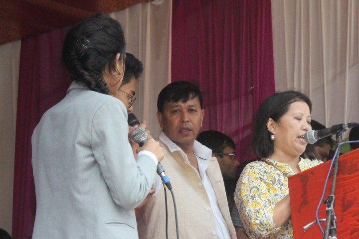 Himali Boarding School-Speech