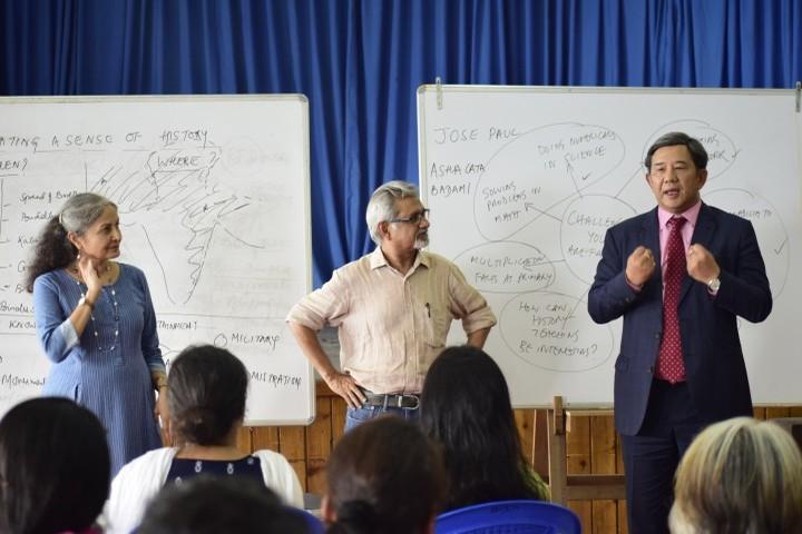 Himali Boarding School-Teachers Workshop