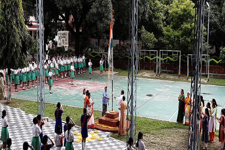 St Josephs High School-Independance Day Celebration