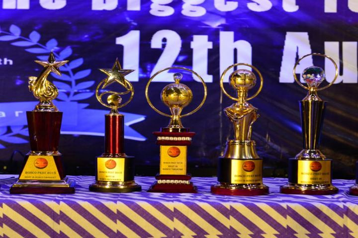 Don Bosco School-Awards