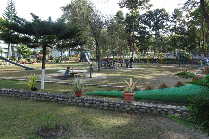Don Bosco School-Kids Play Ground