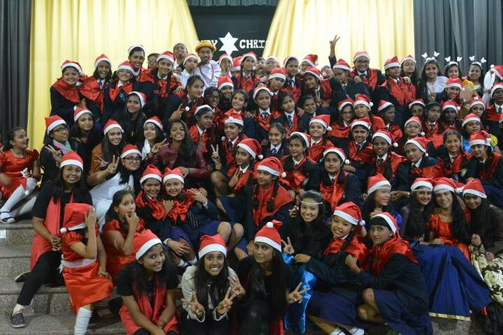 St Josephs School-Christmas Celebration
