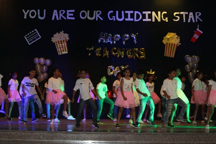 St Josephs School-Dance