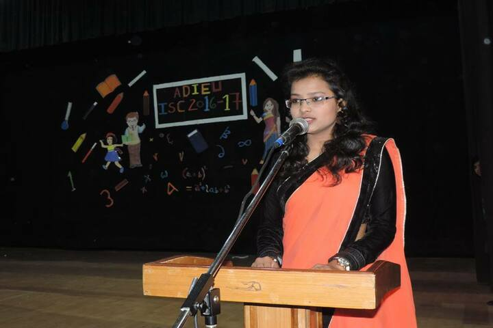 St Josephs School-Speech