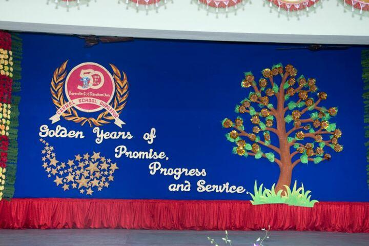 Carmel School-Decoration