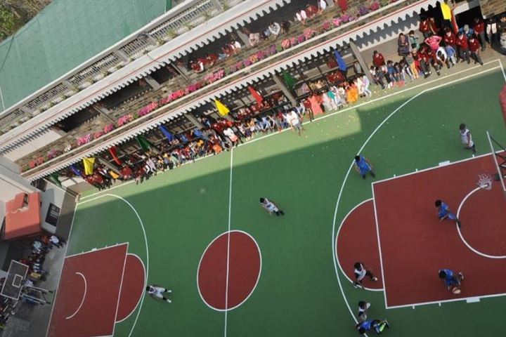Rockvale Academy-Basket Ball Ground