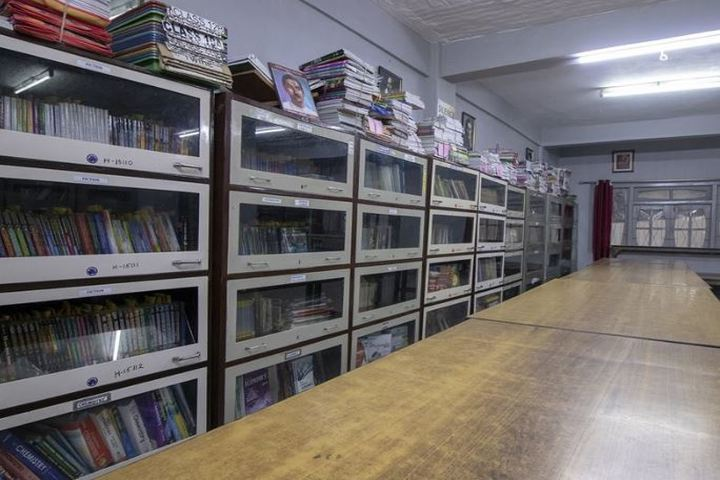 Rockvale Academy-Library