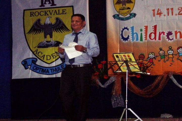 Rockvale Academy-Speech