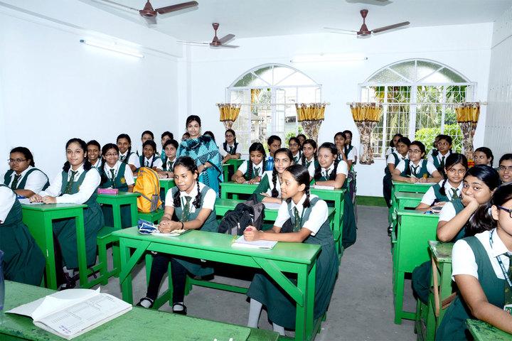 South End Centre School English Medium School-Classroom