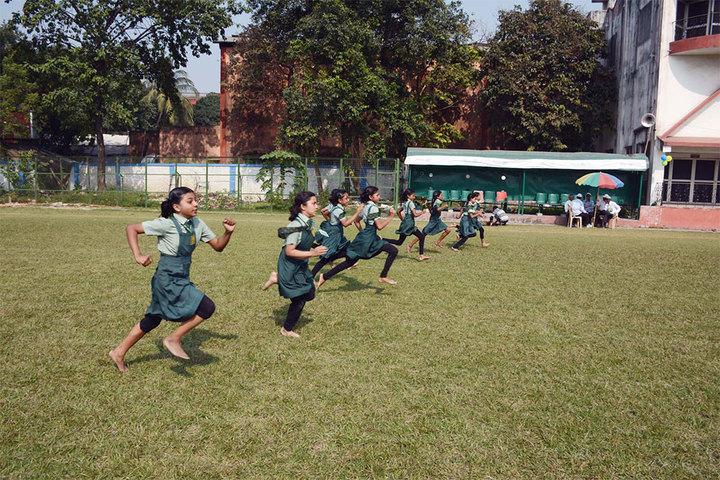 South End Centre School English Medium School-Sports