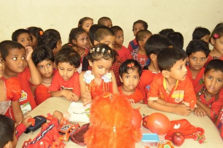 JSM Public School -  Kids Event