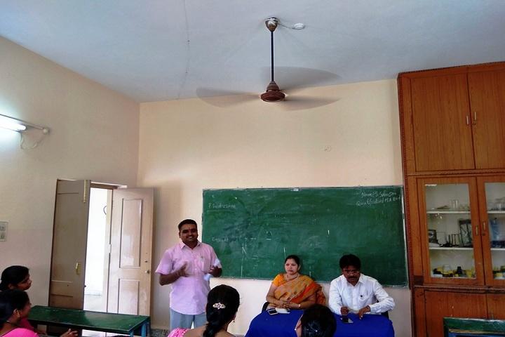 JSM Public School - Classrooms