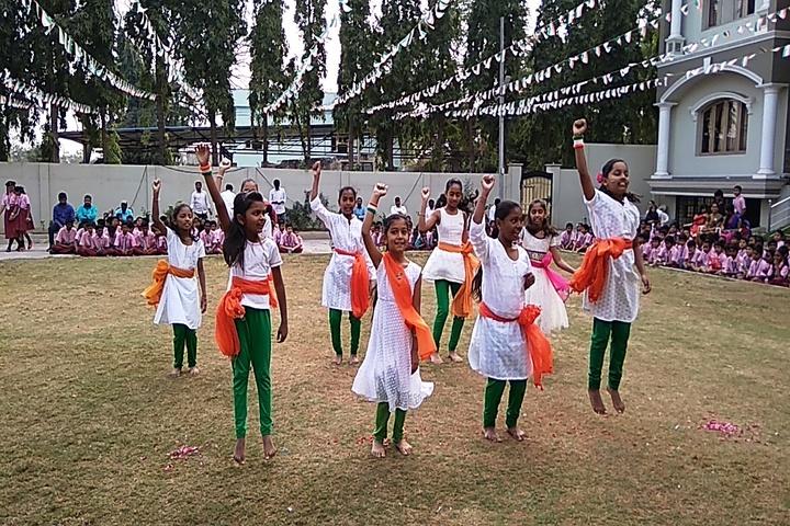 JSM Public School - Republic Day Celebrations
