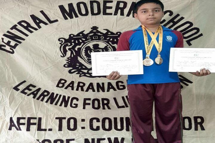 Central Modern School-Certificates