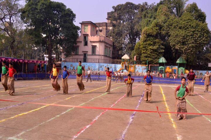 Central Modern School-Play Ground