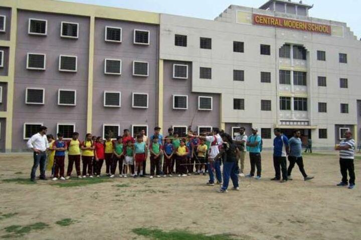 Central Modern School-Sports