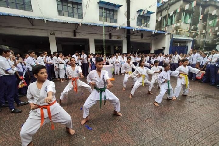 Marias Day School-Karate
