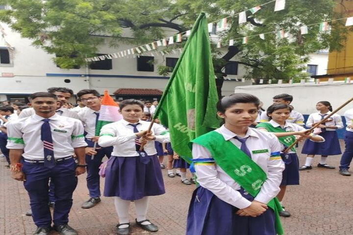 Marias Day School-March Past
