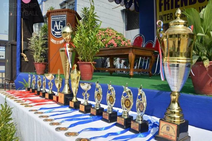 Assembly Of God Church School-Awards