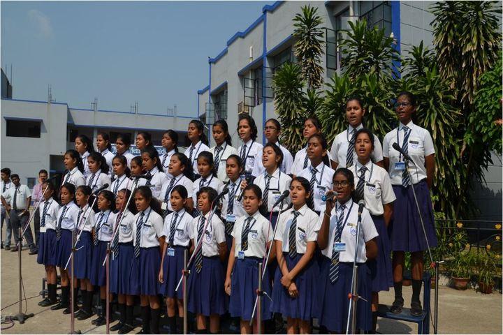 Assembly Of God Church School-Music Activity
