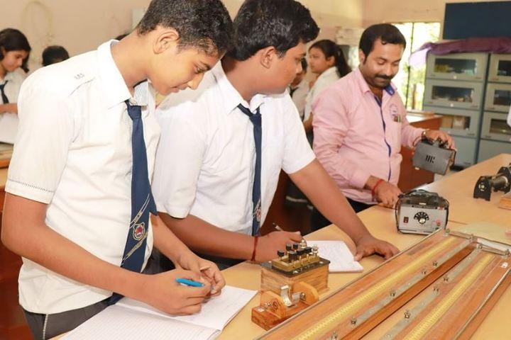 Holy Rock School-Physics Lab