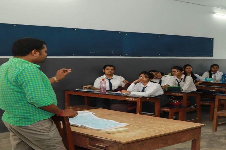 Holy Rock School-Teaching