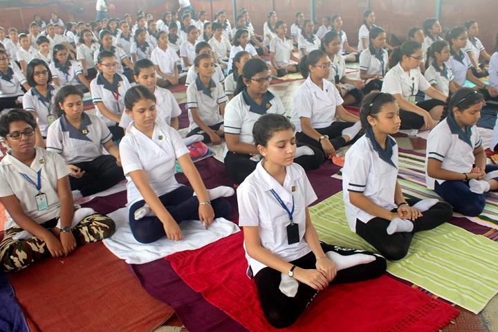 Mahadevi Birla Shishu Vihar-Yoga