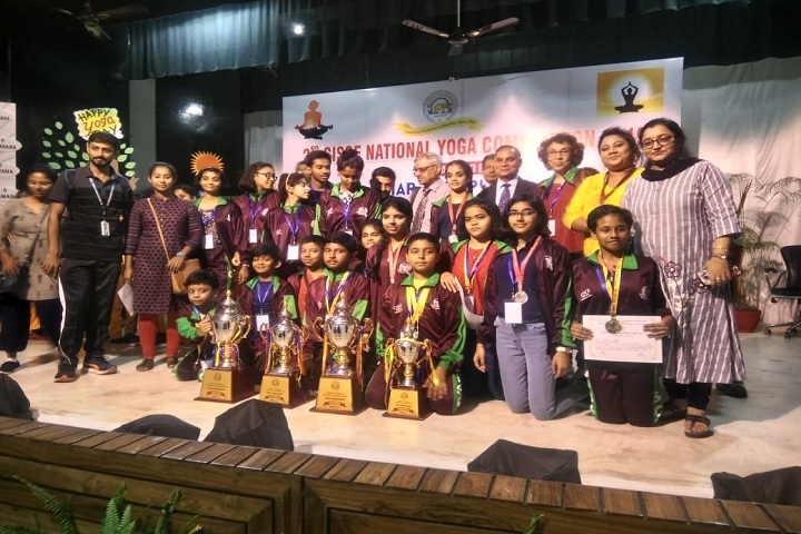 Tribeni Tissues Vidyapith-Awards