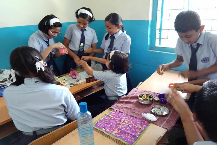 Tribeni Tissues Vidyapith-Classroom