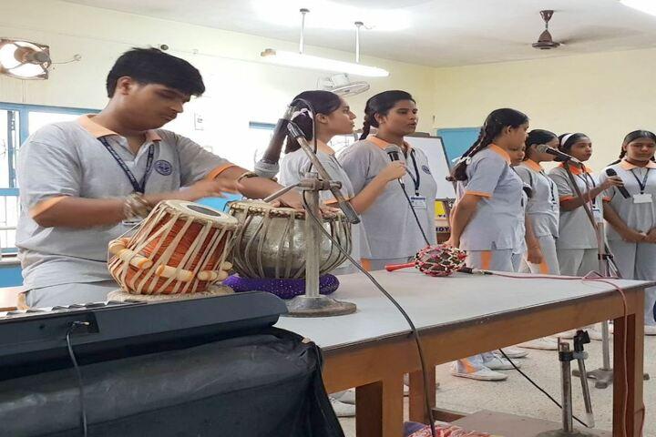 Tribeni Tissues Vidyapith-Music