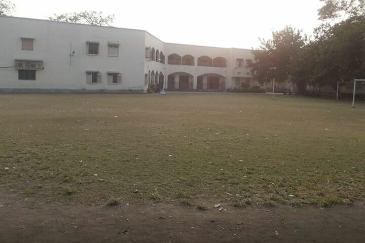 Tribeni Tissues Vidyapith-Play Ground