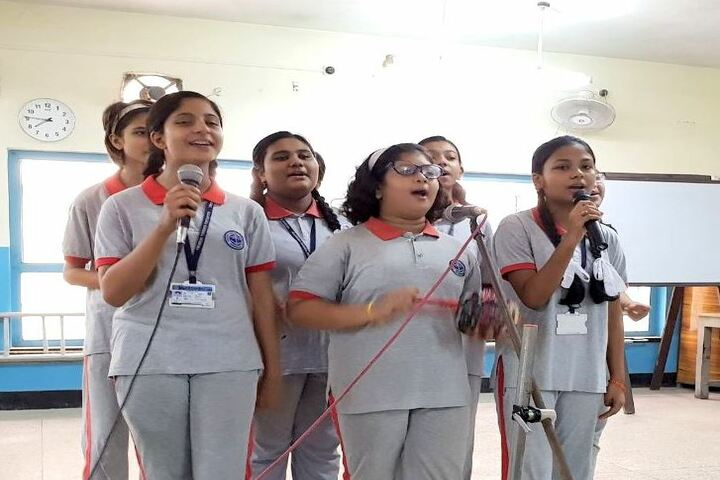 Tribeni Tissues Vidyapith-Singing