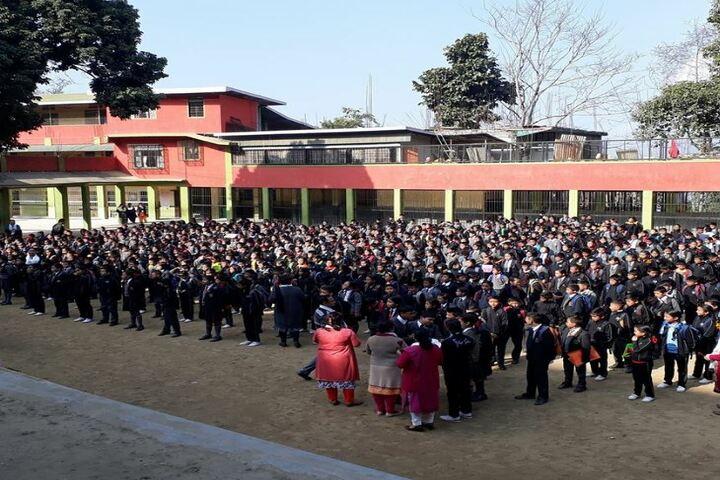 Saptashri Gyanpeeth-Assembly