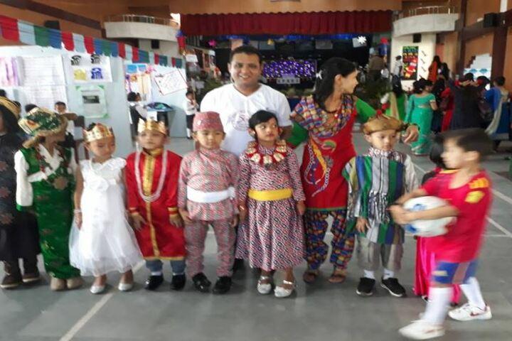 Saptashri Gyanpeeth-Fancy Dress