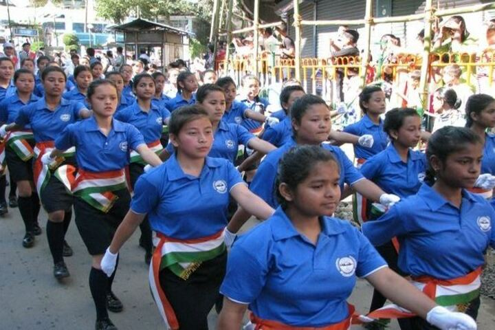 Saptashri Gyanpeeth-March Past