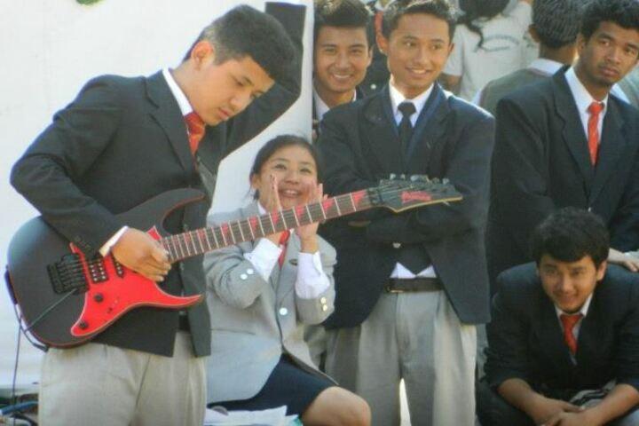 Saptashri Gyanpeeth-Music