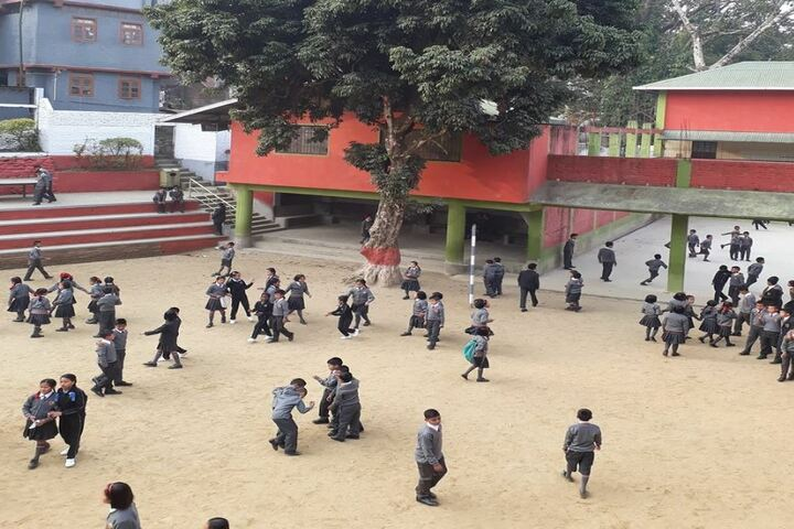 Saptashri Gyanpeeth-Play Ground